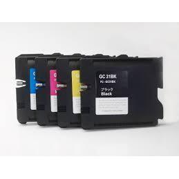 30ML Pigment for Ricoh GX e2600,e3000N,e3300N,e3350nYellow