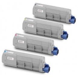 Toner Reg Magente ES6412N ,ES6412DN-6K46507514