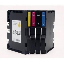 Magente Pigment Com Ricoh SG 3210DNW-2.5K405864(GC51M)39ML