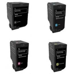 Ciano Compatible Lexmark XC4100,XC4140,XC4150-13K24B6717