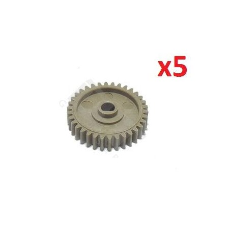5xLower Roller Gear 34T HP 4000,4100,4050RS5-0922-000