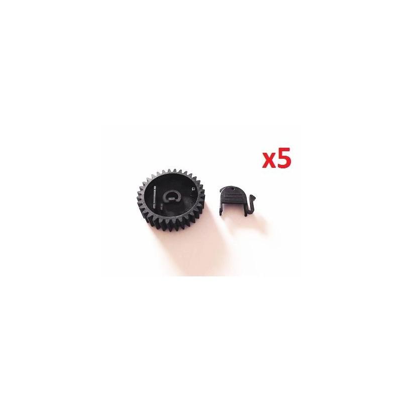 5xLower Roller Gear 32T M630,M604,M606,M601,603RU7-0296-000