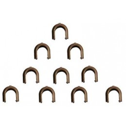 10xLower Roller Bushing M521,M525,P3015BSH-P3015