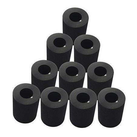 10xPaper Pickup/Feed Tire 1800,1801,22002NG94120,2F906230