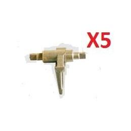 5XUpper Picker Finger Phaser5500,5550 Lexmark X854,X860,W840