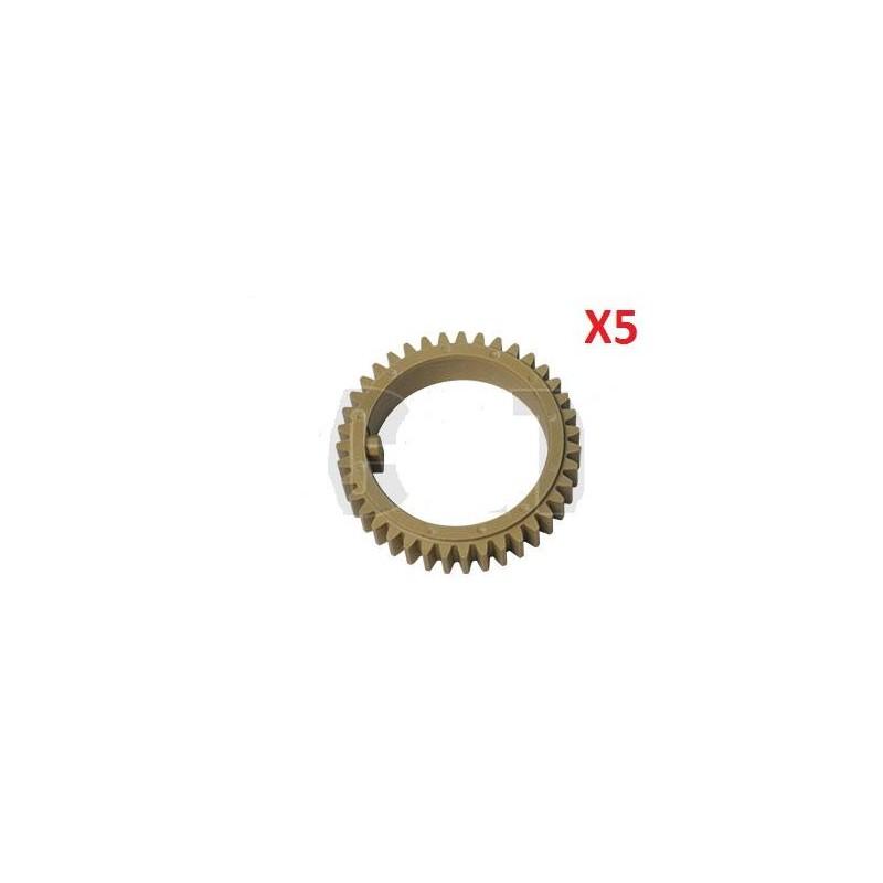 5xUpper Roller Gear 39T DP1520,DP1820,1510,2010DZLF000199