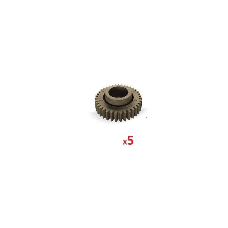 5XUpper Roller Gear ML1610,1710,Scx4216,Scx4016JC66-00564A