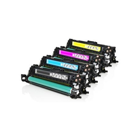 Black Compa Canon I-Sensys LBP7750cdn-10K723h (2645B002)