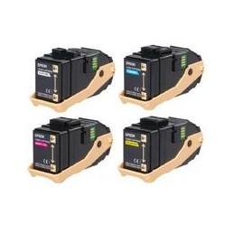 Magente rigener for Epson Aculaser C9300 Serie -7.5KS050603