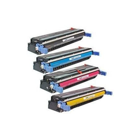 Ciano Rigener per Canon LBP 2710 2810 HP Color 5500/5550-12K