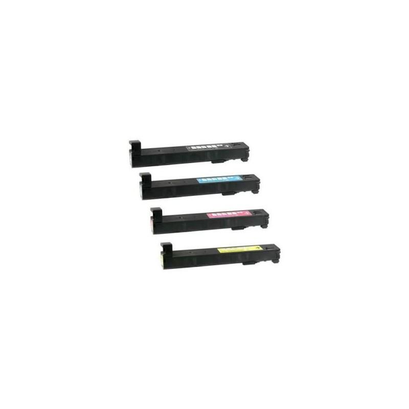 Yellow Rig con HP Enterprise Flow M880z,MFP M880Z-32K827A