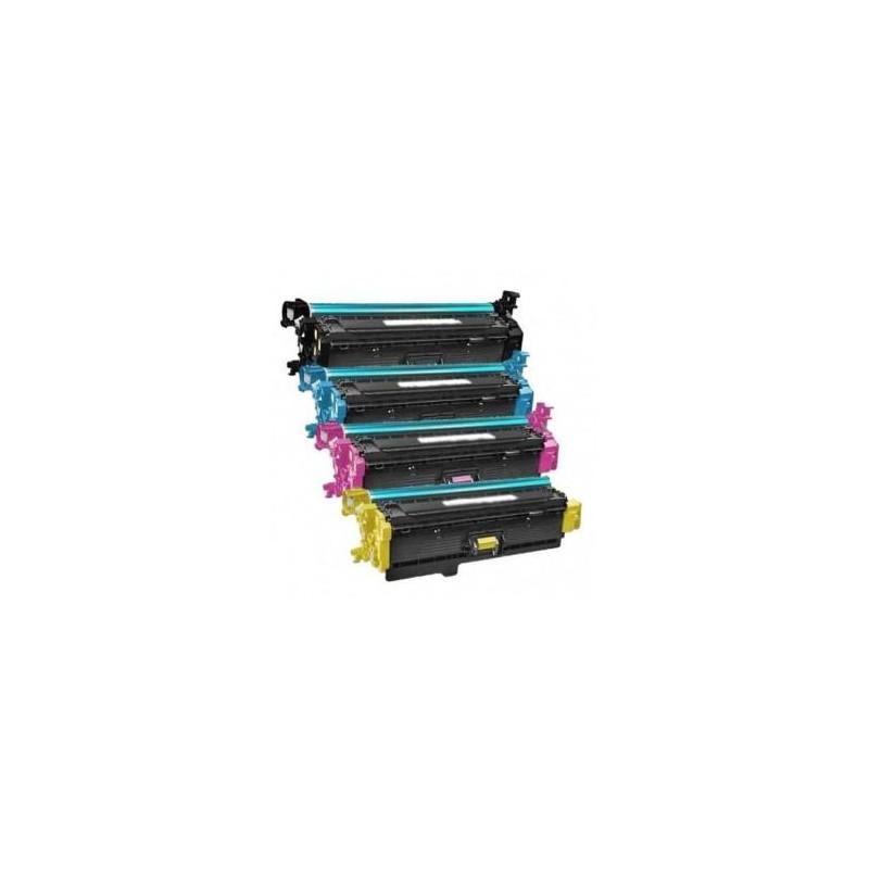 Yellow Compatible HP M552dn,M553dn,M553X,M577dn-9.5K508X