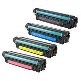 Black compatible universal HP CE250X/CE400X-11K
