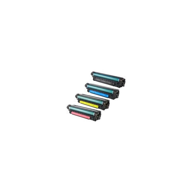 Ciano compatible universal HP CE251A/CE401A-6K