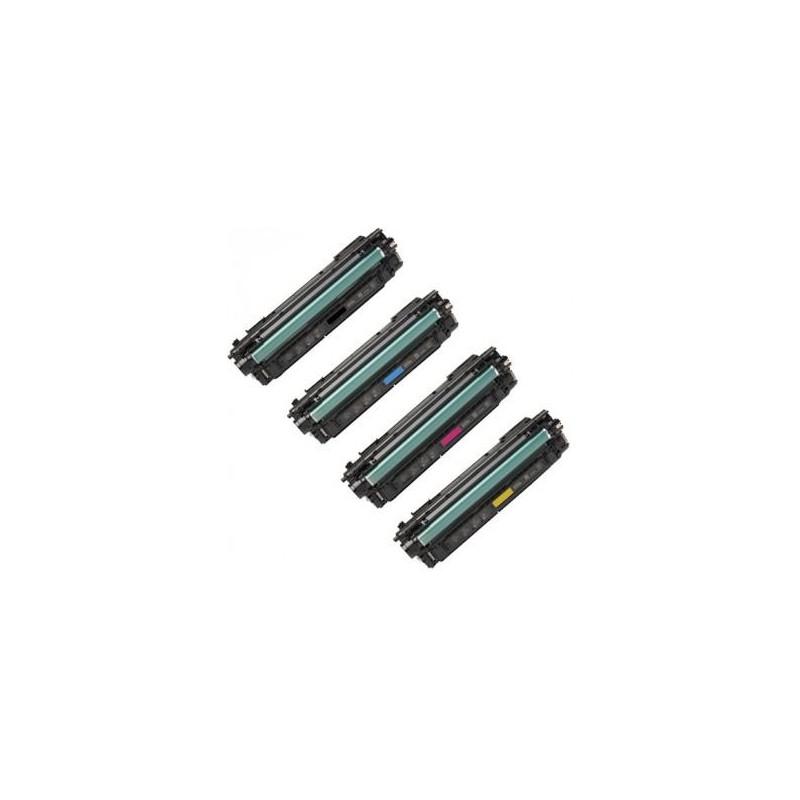 Magente compa HP M681,M652,M682,M653 series-10.5K655A