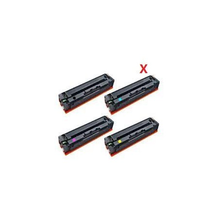 Yellow Com HP Color Pro M255,MFP M282nw/M283fw-2.45K207X