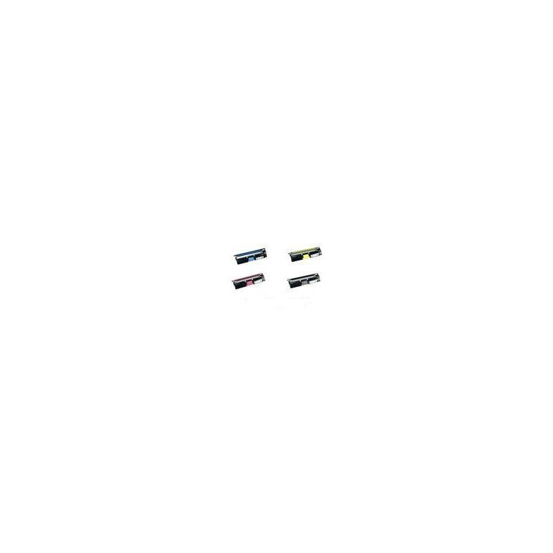 Black compa Minolta 1600W 1650EN 1680MF 1690MF-2,5KA0V301H