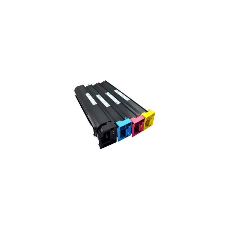 MPS Yellow MinoltaC654,C750,C754-31.5K/535gA3VU250(TN-711Y)
