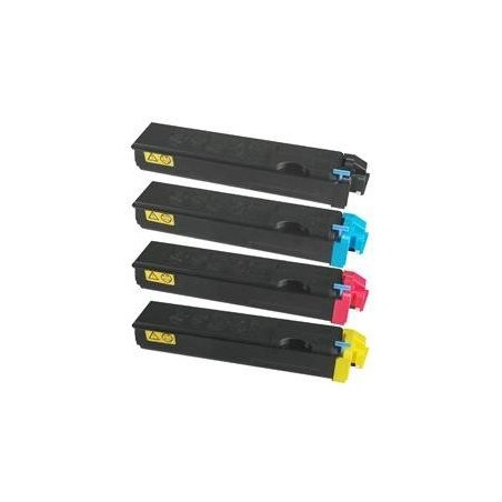 Yellow compatible Kyocera FS-C 5015 N-4KTK520Y