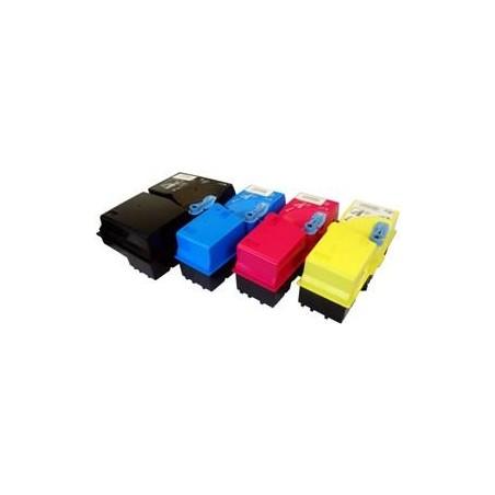 Yellow for Kyocera KM C2520,2525E,3225,3232,4035E-7KTK-825Y