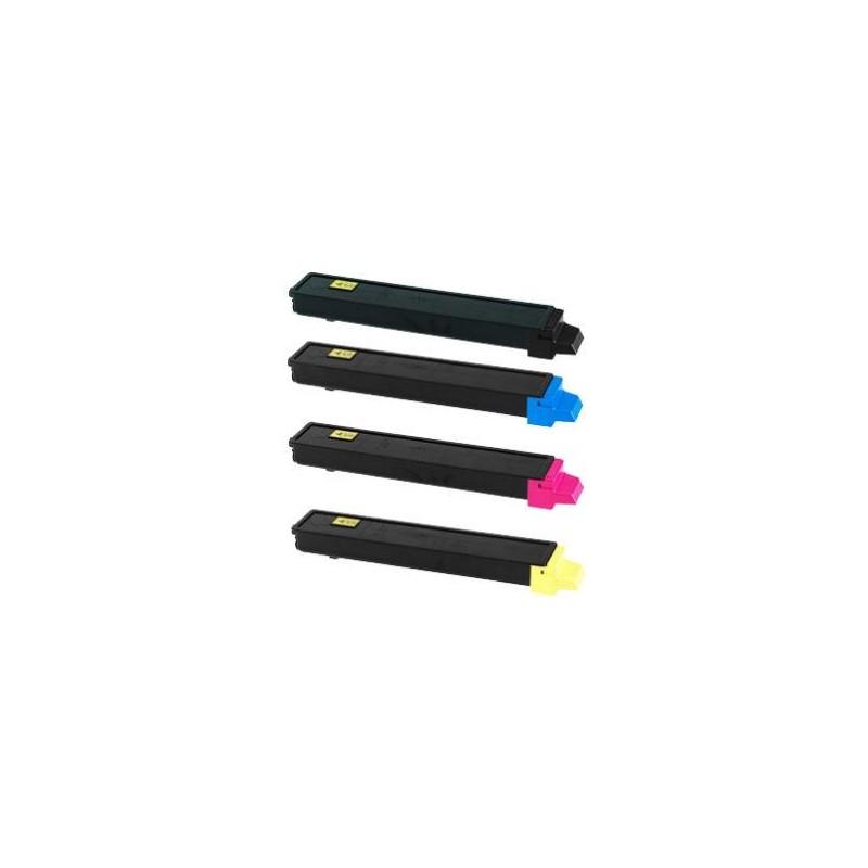 Yellow Compatible for Kyocera TASKalfa 2550ci-6K1T02MVANL0
