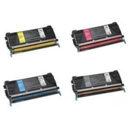 Yellow Rig Lexmark C734,X734,C746,X746,C748,X748-6KC734A1YG