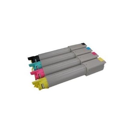 Nero per Oki C 3300N,3400N 3450N,C3600-2.5K43459332