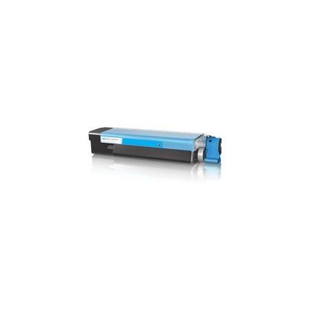 Toner RIG  Ciano CON CHIP - OKI C5600XX/C5700XX -2K43381907