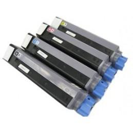 Yellow Reg for OKI C5500 C5550 C5800 C5900 -5K43324421