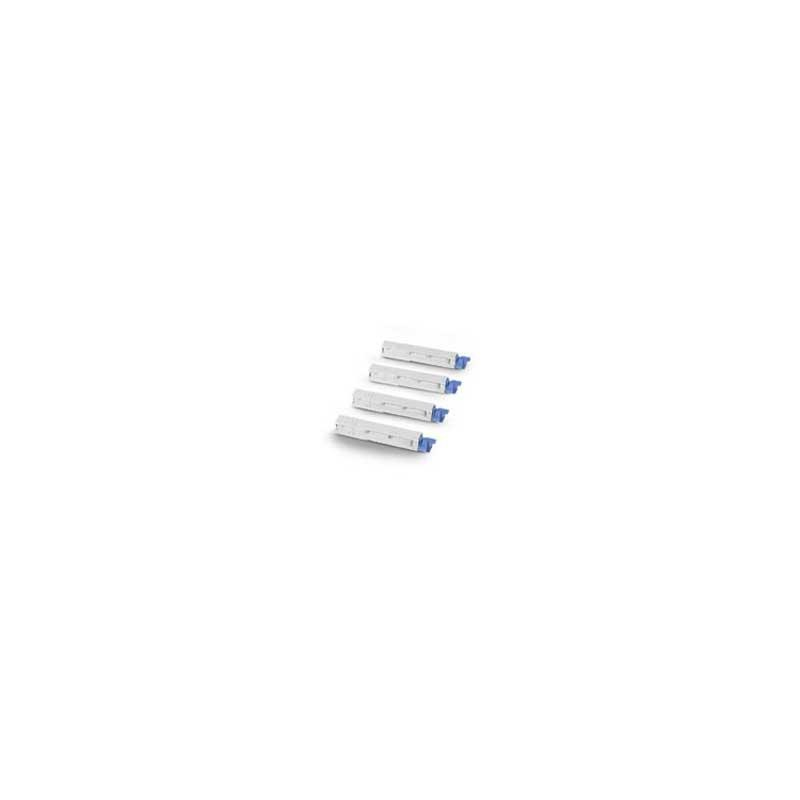 Ciano compa OKi C3520,C3530 MFP,MC350,MC360-2K43459323