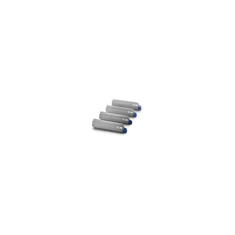 Black rig  Oki C810 N,810DN,810CDTN,830N,830 DN.8K 44059108