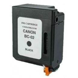 20ML Cartuccia Rigenerata Canon BJ 200/230/BJC 150/210-Nera
