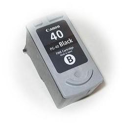 25ML RIGENERATE Canon For PIXMA IP2200/MP150/MP170 PG-40
