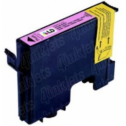 16ML Compatibile Epson Stylus Photo R800/R1800-Rosso