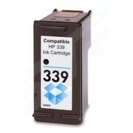 30ml Rigenerata NERA HP DeskJet 5740/5745/6540/6840 - C8767E